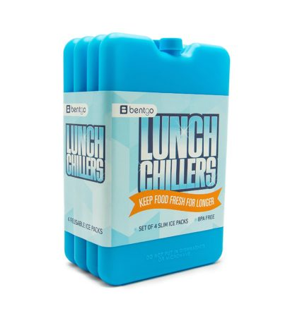 """Thin """"Lunch Chillers"""" Ice Packs By Bentgo"""
