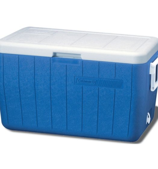 Coleman 48 Qt Cooler (Blue)