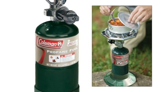 Coleman Single Burner Propane Camping Stove Review