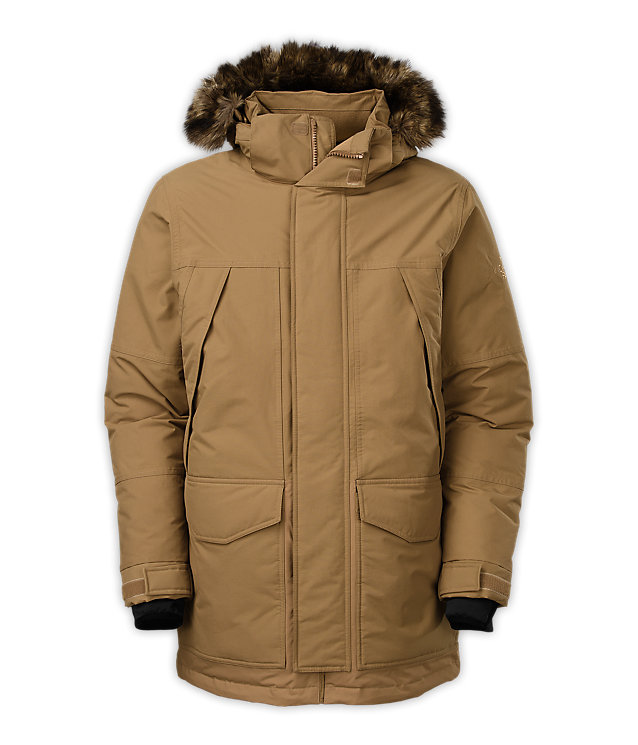 North Face McHaven Parka