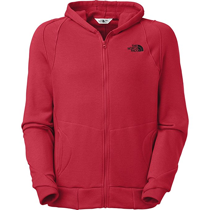 North Face Men's Backyard Full Zip Hoodie Review