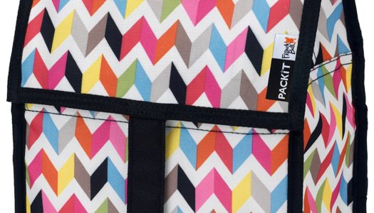 PackIt Freezable Lunch Bag Review