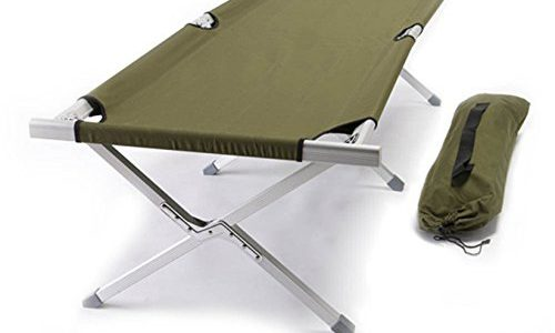 World Outdoor Products Cot Review