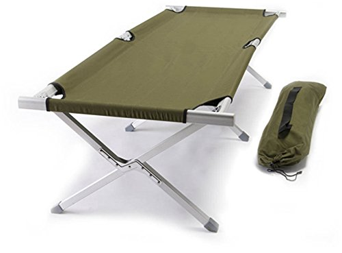 Camping Cot By World Outdoor Products